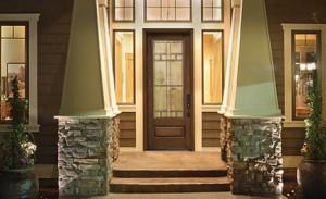 what a pretty door