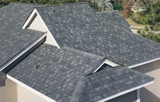 The House S Crowning Glory Landmark Shingles From