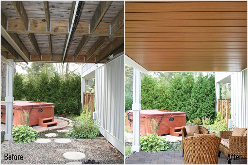 Inside Out Underdecking Answers The Call For More Outdoor